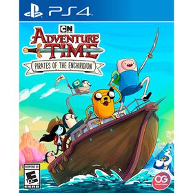 PlayStation 4 - Adventure Time Pirates Of Enchiridion