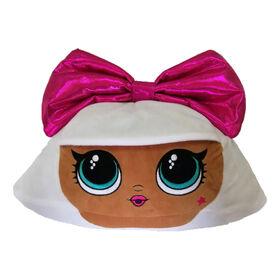 "LOL Surprise ""Pink Bow Diva"" Cuddle Pillow"