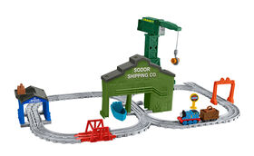 Fisher-Price Thomas & Friends Adventures, Cranky at the Docks