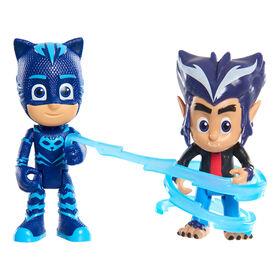 PJ Masks Basic Catboy and Wolfie Howler