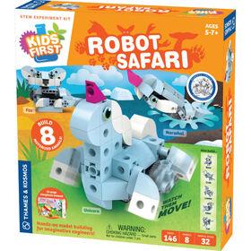 Thames & Kosmos Kids First Robot Safari