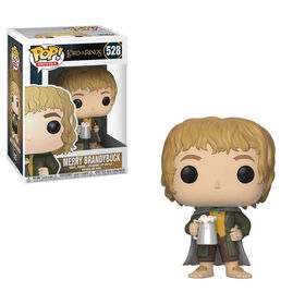 Funko Pop! Movies: Lord of the Rings - Merry Brandybuck Vinyl Figure