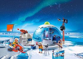 Playmobil - Arctic Expedition Headquarters