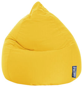 Gouchee Design - Beanbag Easy Microfiber XL - Yellow