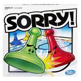 Jeu Sorry! de Hasbro Gaming