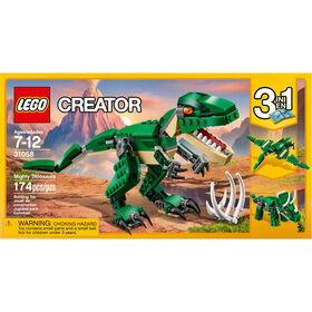 LEGO Creator Mighty Dinosaurs 31058