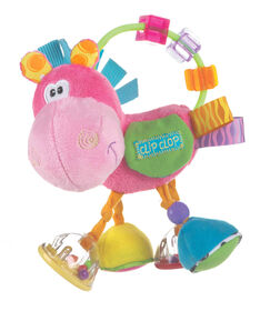 Playgro - Toy Box Clopette Activity Rattle - Pink