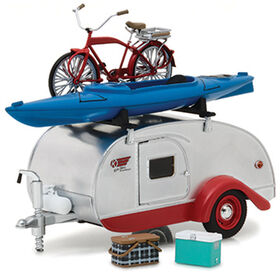 1:24 Hitch & Tow Trailers Series 4 - Teardrop Trailer