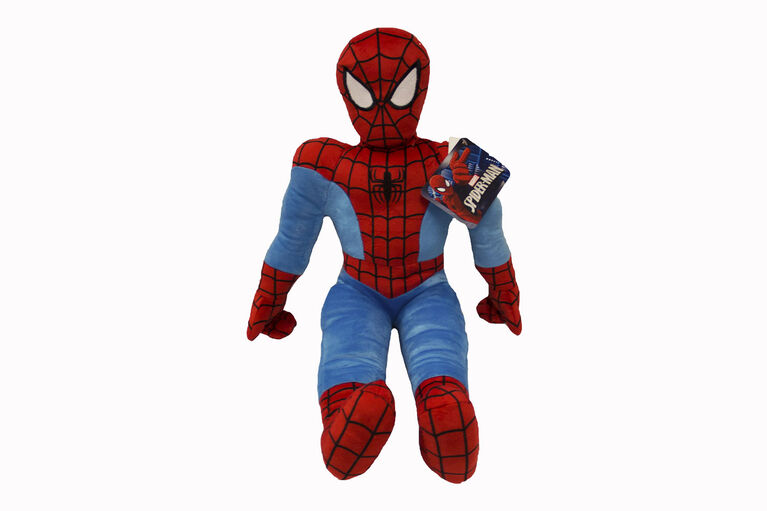 Spiderman Homecoming Character Pillow