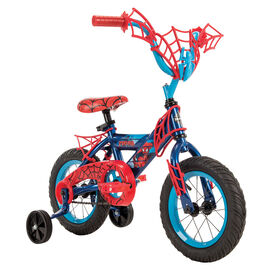 Huffy Marvel Spider-Man Bike - 12 inch