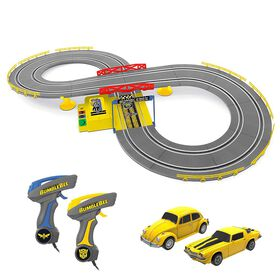 1:43 Transformers Bumblebee Slot Track Set - 286cm / 9.3ft - R Exclusive