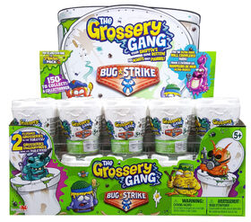 The Grossery Gang Time Wars Surprise Pack