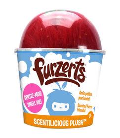 Furzerts Medium Scented Plush - Cherry Chelsie Cheesecake