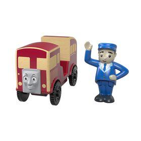 Fisher-Price Thomas & Friends Wood Bertie Bus