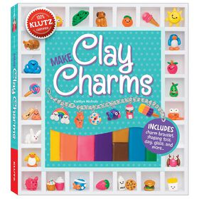 Klutz - Clay Charms - English Edition