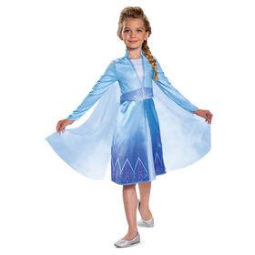 Frozen II Elsa Classic Costume - size 4-6