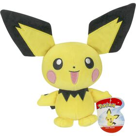 "Pokemon 8"" Plush - Pichu"