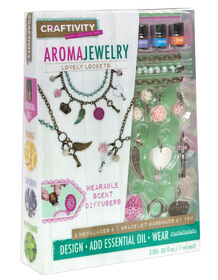 Love Lockets Aroma Jewelry