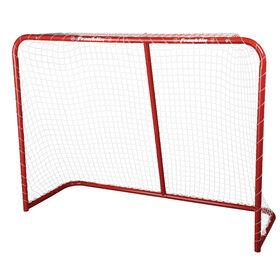 But de hockey de rue en acier de 1,37 m (54 po) de la NHL, de Franklin Sports