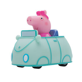 Peppa Pig - Mini Buggy - Peppa in Green Holiday Car