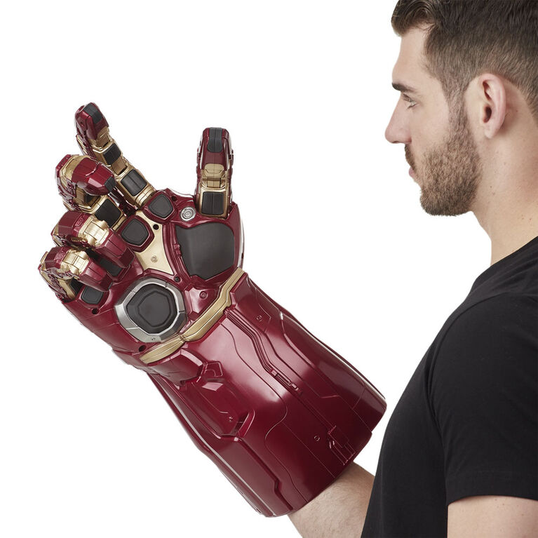 Marvel Legends Series Avengers: Endgame Power Gauntlet Articulated Electronic Fist