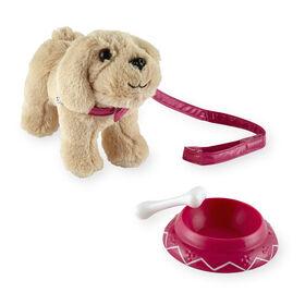 Journey Girls - Playful Pet - Golden Retriever Dog