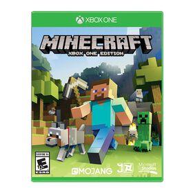 Xbox One - Minecraft