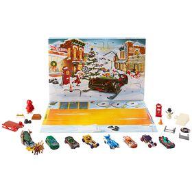 Hot Wheels Advent Calendar Vehicles