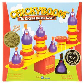 Chickyboom Game