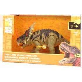 Animal Planet - Light and Sound Dinosaur - Styracosaurus