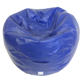 Boscoman - Large Vinyl w/Pocket Bean Bag - Twilight Blue