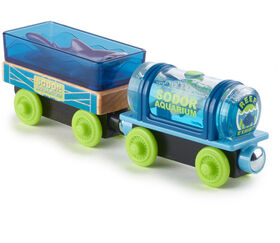 Fisher-Price Thomas & Friends Wood Aquarium Cars