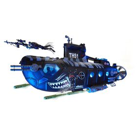 True Heroes - Sentinel 1 - Attack Submarine Playset