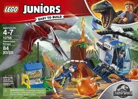 LEGO Juniors La fuite du ptéranodon 10756
