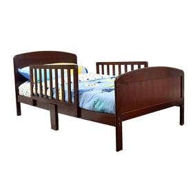 Rack Furniture Harrisburg Toddler Bed - Rich Cherry