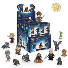 Funko Fantastic Beasts 2 Crimes of Grindelwald Mystery Minis - 1 Random Mystery Character in Blind Pack