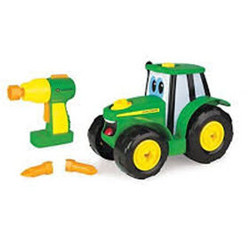 John Deere Build-A-Johnny Tractor
