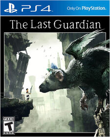 PlayStation 4 - The Last Guardian