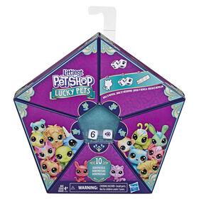 Littlest Pet Shop Lucky Pets Fortune Crew Surprise Pet