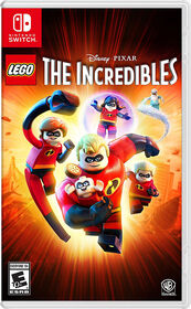 Nintendo Switch - LEGO The Incredibles