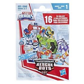 Playskool Heroes Transformers Académie Rescue Bots - Sac surprise.