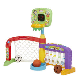 Little Tikes - 3-in-1 Sports Zone