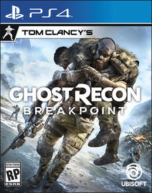 Tom Clancy's Ghost Recon Breakpoint - PlayStation 4 - Pre-order Now! Estimated Ship date: October 4th, 2019
