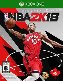 Xbox One - NBA 2K18