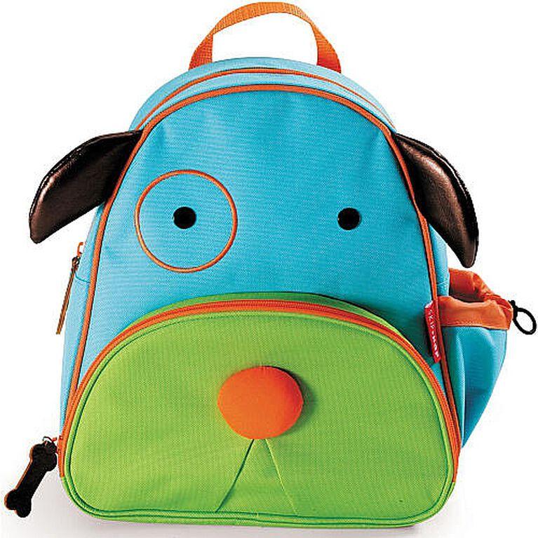 Skip Hop Little Kid Zoo Backpack - Dog