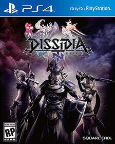PlayStation 4 - Dissidia Final Fantasy NT
