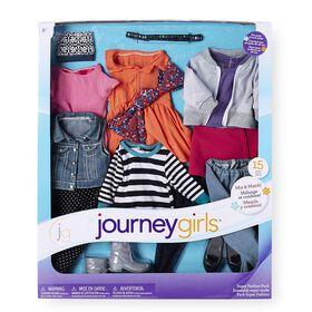 Journey Girls Super Fashion Pack