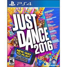 PlayStation 4 - Just Dance 2016