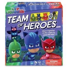 Wonder Forge: PJ Masks Team of Heroes Game