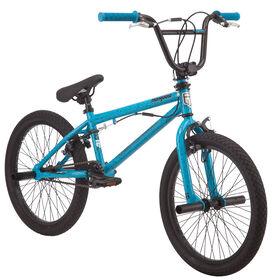 Mongoose RadAttack Bike, Blue - 20 inch